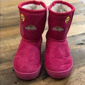 Bebe Emoji boots